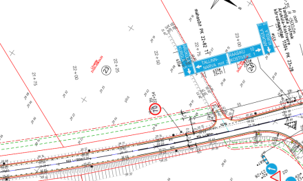 Maardu-Raasiku tee remondiprojekti asendiplaanid