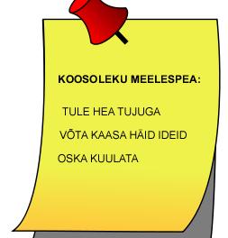 Koosoleku kutse / 11.05.2011