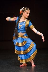 Bollywoodi tantsutreening