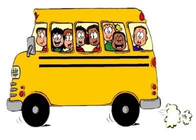 Koolibusside graafik 2011/2012