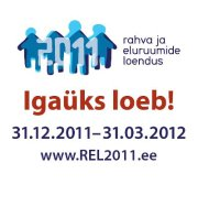 Rahva ja eluruumide loendus 2011!