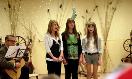 Jõelähtme Muusika- ja Kunstikooli Kostivere filiaali jõulupidu 2011