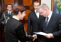Meie Jarmo Idavain- 2011 aasta vabatahtlik!