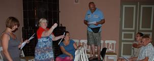Kostivere täiskasvanute näitegrupp osaleb Harrastusteatrite suvekoolis!