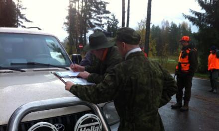 TÕN 2012 / Jahilkäik Kostivere Jahiseltsiga