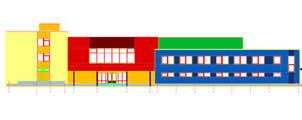Kooli ehitatakse multifunktsionaalset aleviku keskust