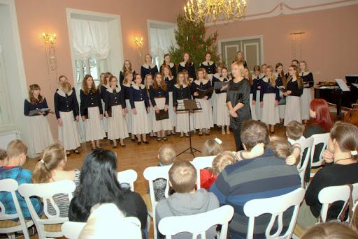 Laste jõulupidu / 16.12.2012