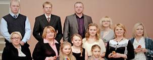 Selgusid Kostivere Head teod 2012 võitjad!