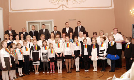 Eesti Vabariik 95, Kultuurimõis 1, Head teod 2012