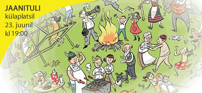 Selle aasta ägedaim jaanipidu toimub Kostiveres!