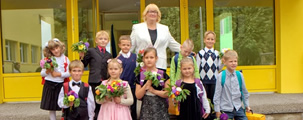 Kostivere Kool alustas 2013/2014 õppeaastat