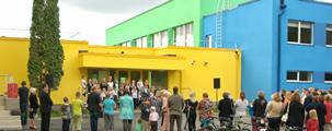 Multifunktsionaalse kogukonnakeskuse avamine / 10.09.2013
