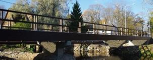 Puidust jalakäijate sild saab lisapiirde!
