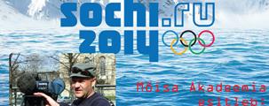 """Mõisa akadeemia 21.03 / """"Sochi olümpiamängude köögipool"""""""
