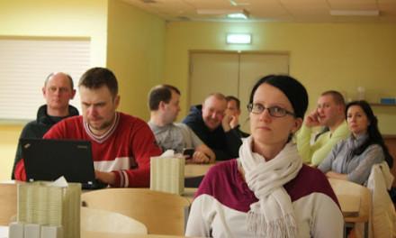 Kostivere aleviku üldkoosolek / 6.03.2014