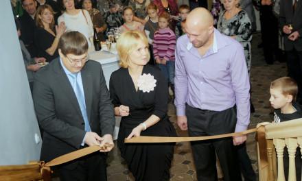 Kostivere mõisa renoveeritud trepihalli ja Kultuurimõisa uue hooaja avamine / 1.11.2014
