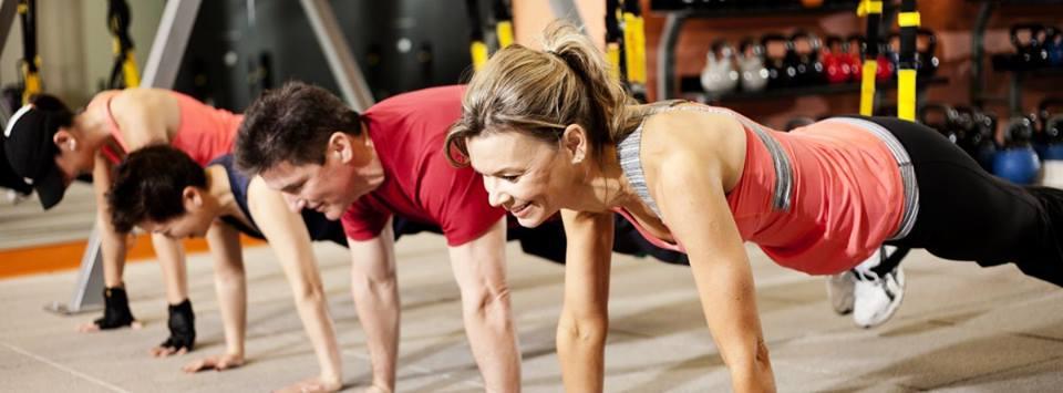 Nädal 48 / muudatused fitness trennides