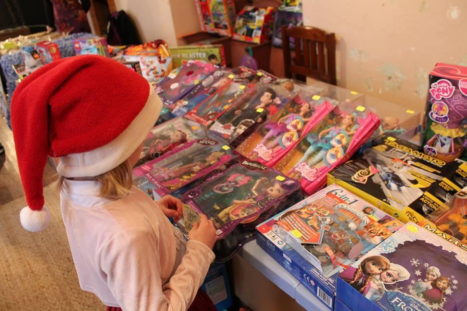 Jõulukingituste müügipäev / 14.12.2014