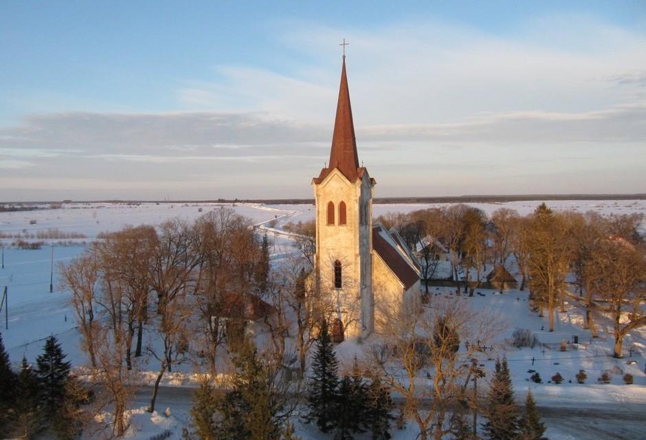Advendiaeg ja jõulupühad Jõelähtme Maarja kirikus / 2015