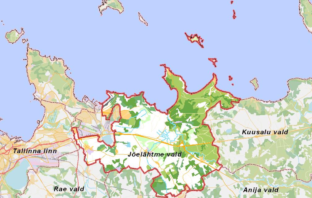 """""""Jõelähtme valla arengukava 2015-2025″ ja """"Jõelähtme valla eelarvestrateegia 2016-2019"""" eelnõude avalik väljapanek"""