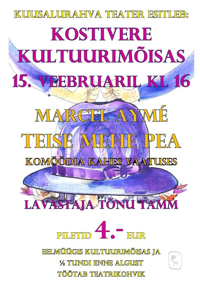 Plakat_Teise_mehe_KOSTIVERE