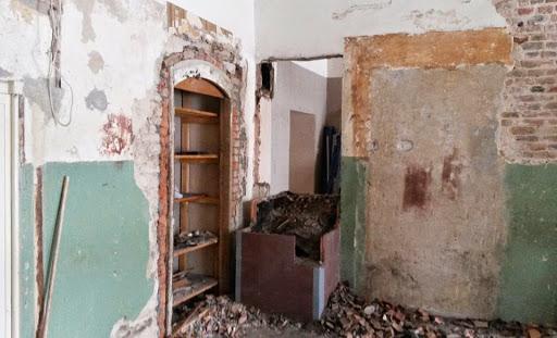 Kostivere mõisa ruumides osaline remont