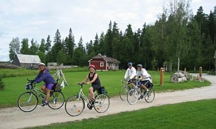 SÜDAMENÄDAL / Suur jalgrattamatk Rootsi-Kallavere muuseumisse 25.04
