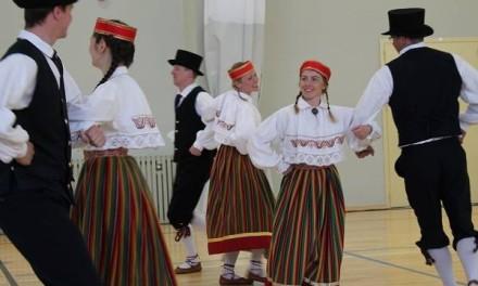 SÜDAMENÄDAL / Rahvusvahelise tantsupäeva tähistamine 26.04
