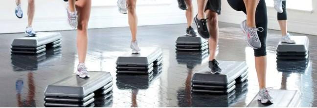 Easy step / step-aeroobika @ Kostivere Kooli saal