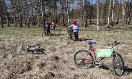Südamenädal 2015 jalgrattamatk Rootsi-Kallavere muuseumi