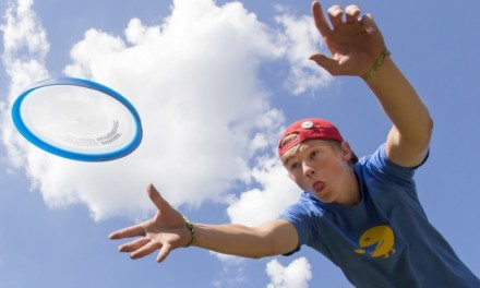 Frisbee turniir Kostiveres