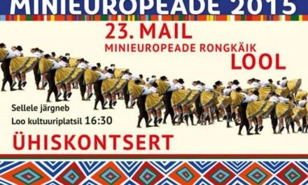 Minieuropeade 2015