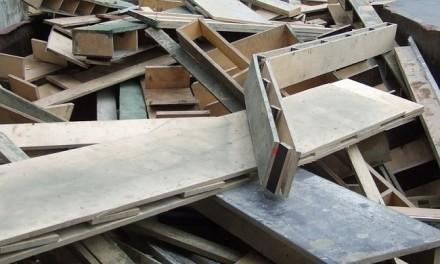 Tasuta puidujäätmete vastuvõtt