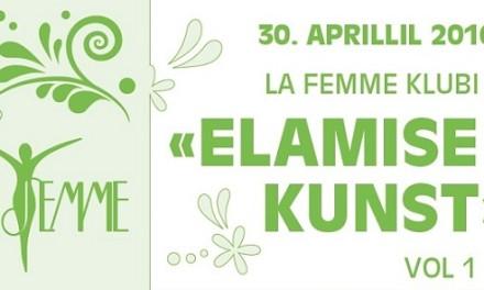 """La Femme """"Elamise kunst"""", vol 1"""