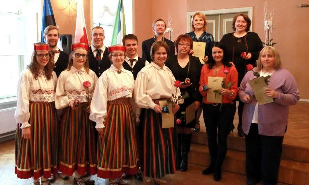 23.02.2017 / Eesti Vabariik 99, Kultuurimõis 5, Head teod 2016