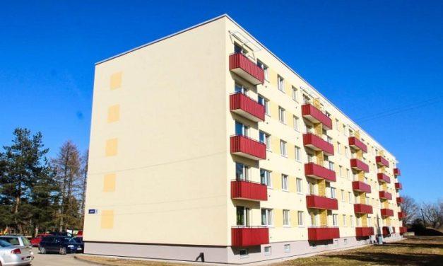 Anda üürile või müüa 2-toaline korter Liukivi 6