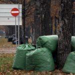 Aia ja haljastusjäätmete tasuta äravedu