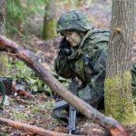 Kaitseväe sõjaline õppus / 20.11.2018